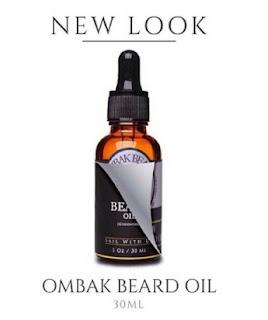 Ombak beard oil asli kemasan baru