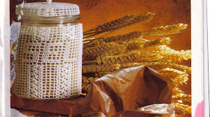Adornos para la cocina al crochet