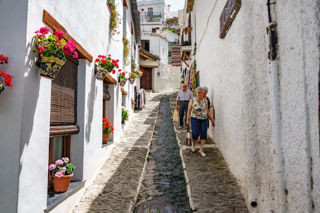 Pampaneira, Granada (Andaluzia)