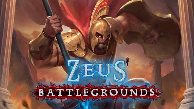 Zeus Battleground el battleroyale que te transporta a la antigua Grecia !