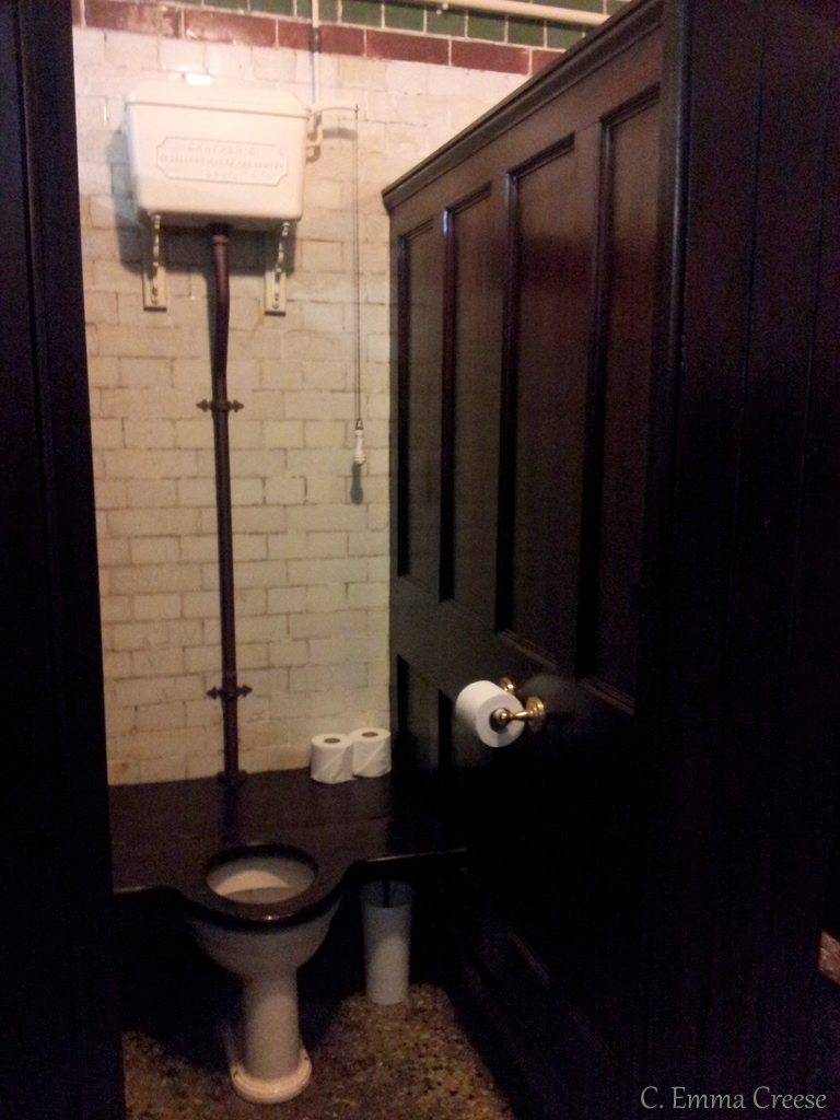 London S Oldest Gents Loos Or So It S Claimed