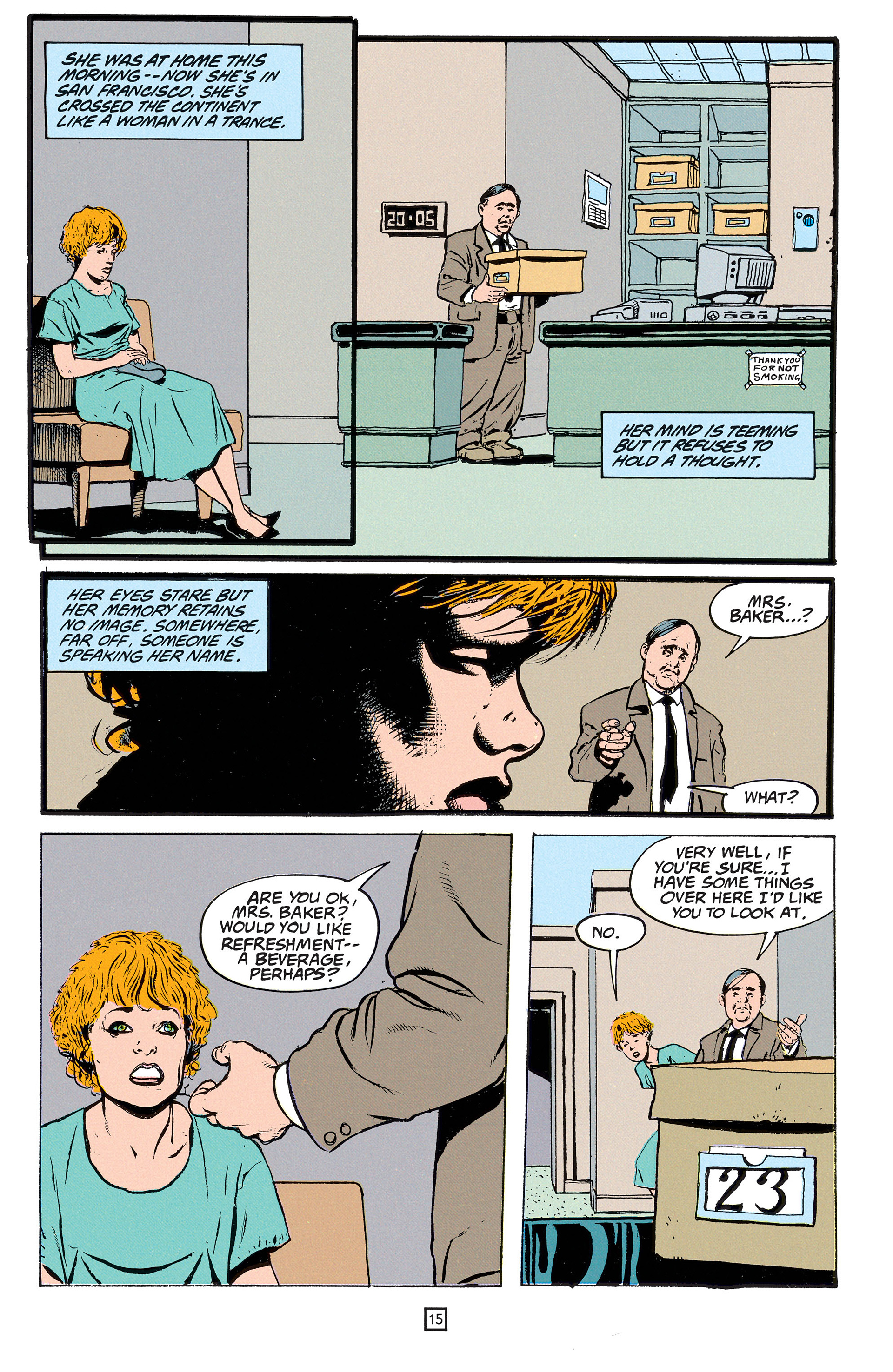 Read online Animal Man (1988) comic -  Issue #52 - 15