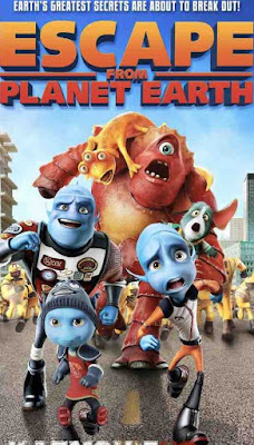 Escape from Planet Earth (2013) Hindi