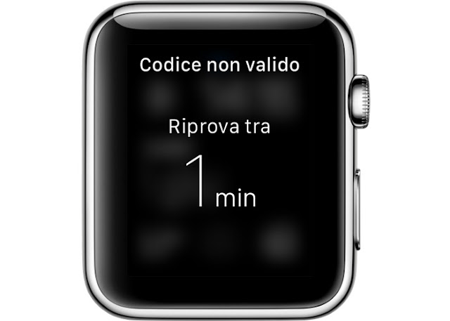 Come recuperare PIN Apple Watch dimenticato – Resettare PIN – Reimpostare