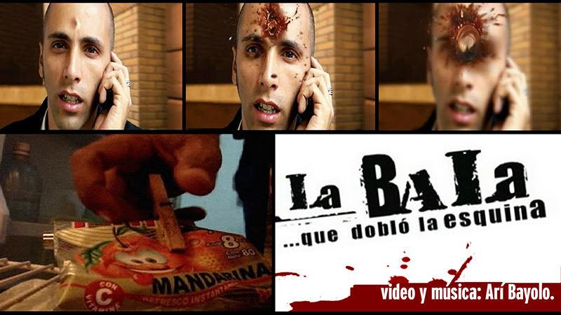 Arí Bayolo - ¨La bala que dobló la esquina¨ - Videoclip - Director: Arí Bayolo. Portal Del Vídeo Clip Cubano