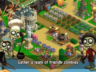 Zombie Castaways Apk Mod