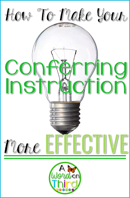 How To Confer Efficiently and Create a Conferring Toolkit by A Word On Third