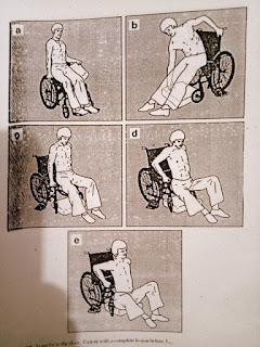 cara melatih penderita lumpuh di kursi roda dengan cara yang benar