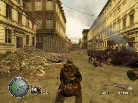 Sniper Elite PC Game