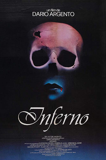 Infero 1980 Dario Argento movie poster