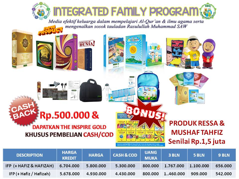 INTREGRATED FAMILY PROGRAM