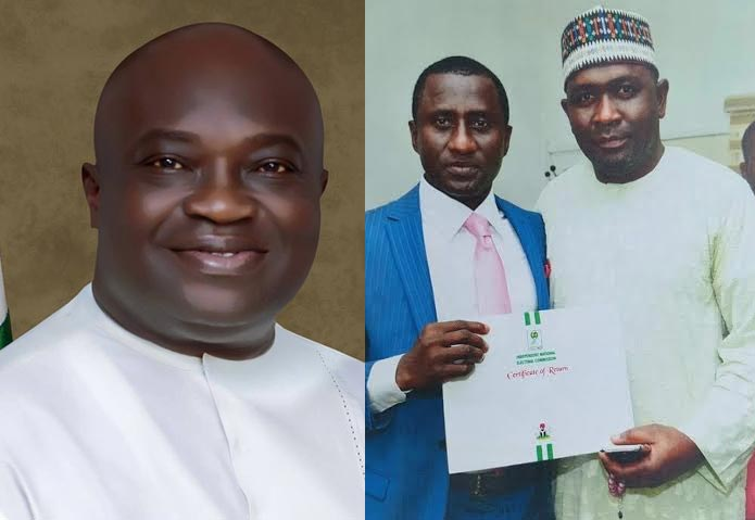 Court stops INEC from swearing in Uche Ogah as Abia State governor