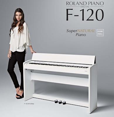 dan piano dien roland f-120