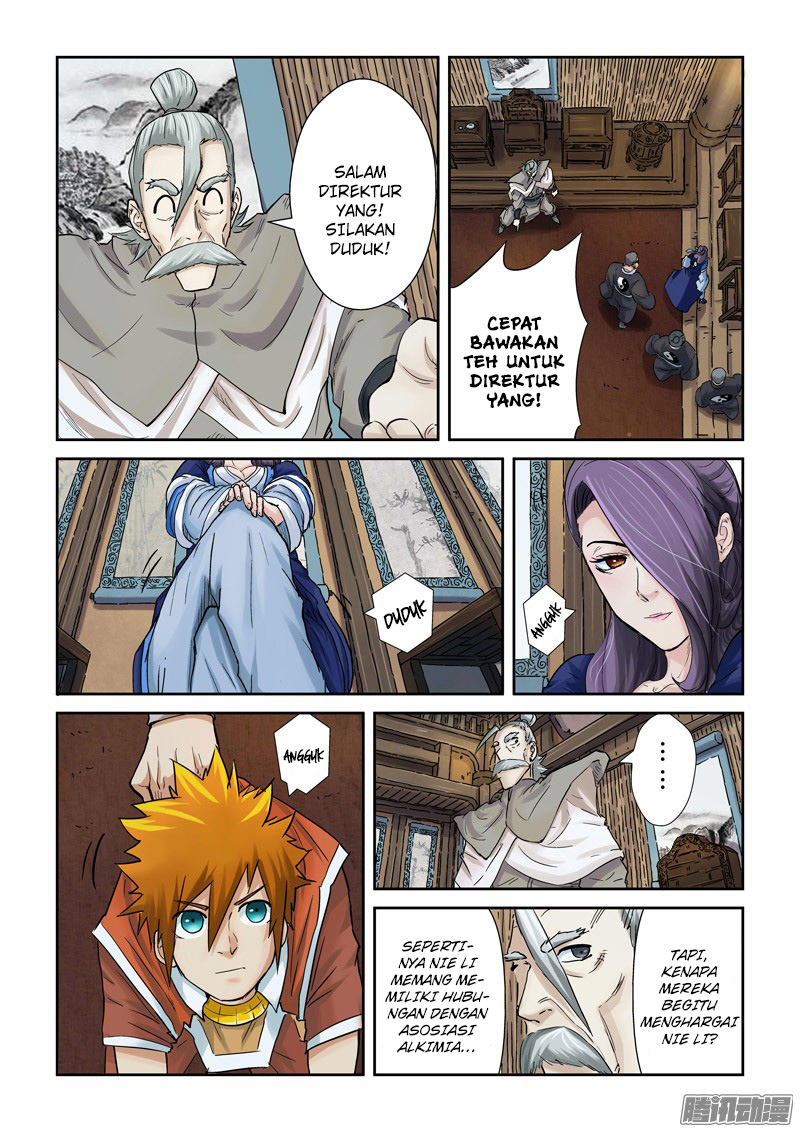 Tales of Demons and Gods Chapter 90