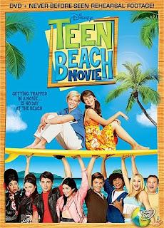 Teen Beach Movie – DVDRip AVI + RMVB Dublado