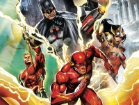 Justice League The Flashpoint Paradox Movie