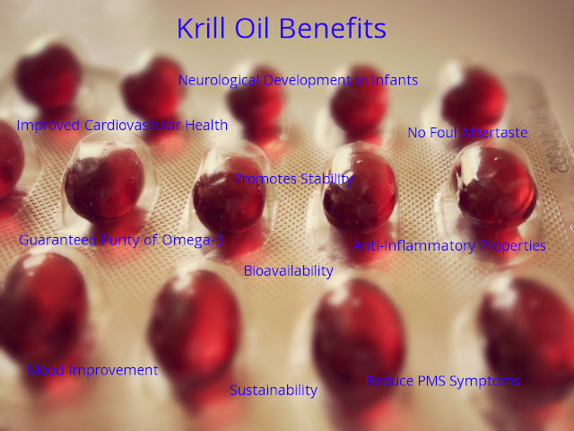 Krill Oil Benefits