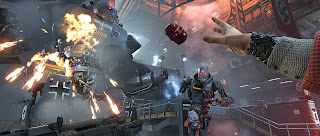 WOLFENSTEIN 2 THE NEW COLOSSUS pc game wallpaper screenshots images