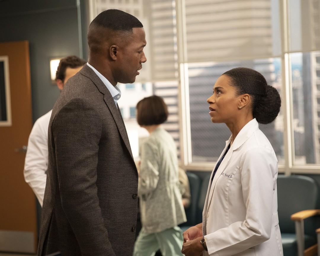 Greys Anatomy - Season 15 Episode 04: Momma Knows Best