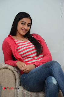 Telugu Actress Mouryani Latest Pos in Blue Denim Jeans  0175.JPG