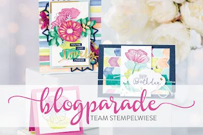 Blogparade Team Stempelwiese
