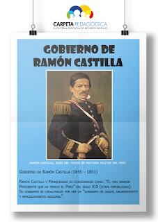 Gobierno de Ramón Castilla y Marquesado  (1845 – 1851)