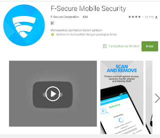 F Secure Antivirus Support Smartphone