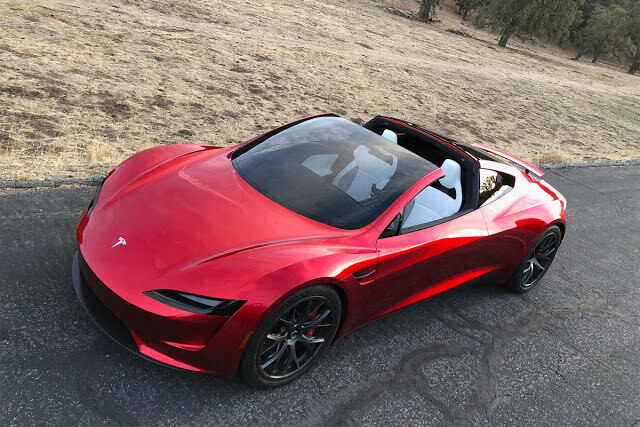 New Tesla Roadster Specifications