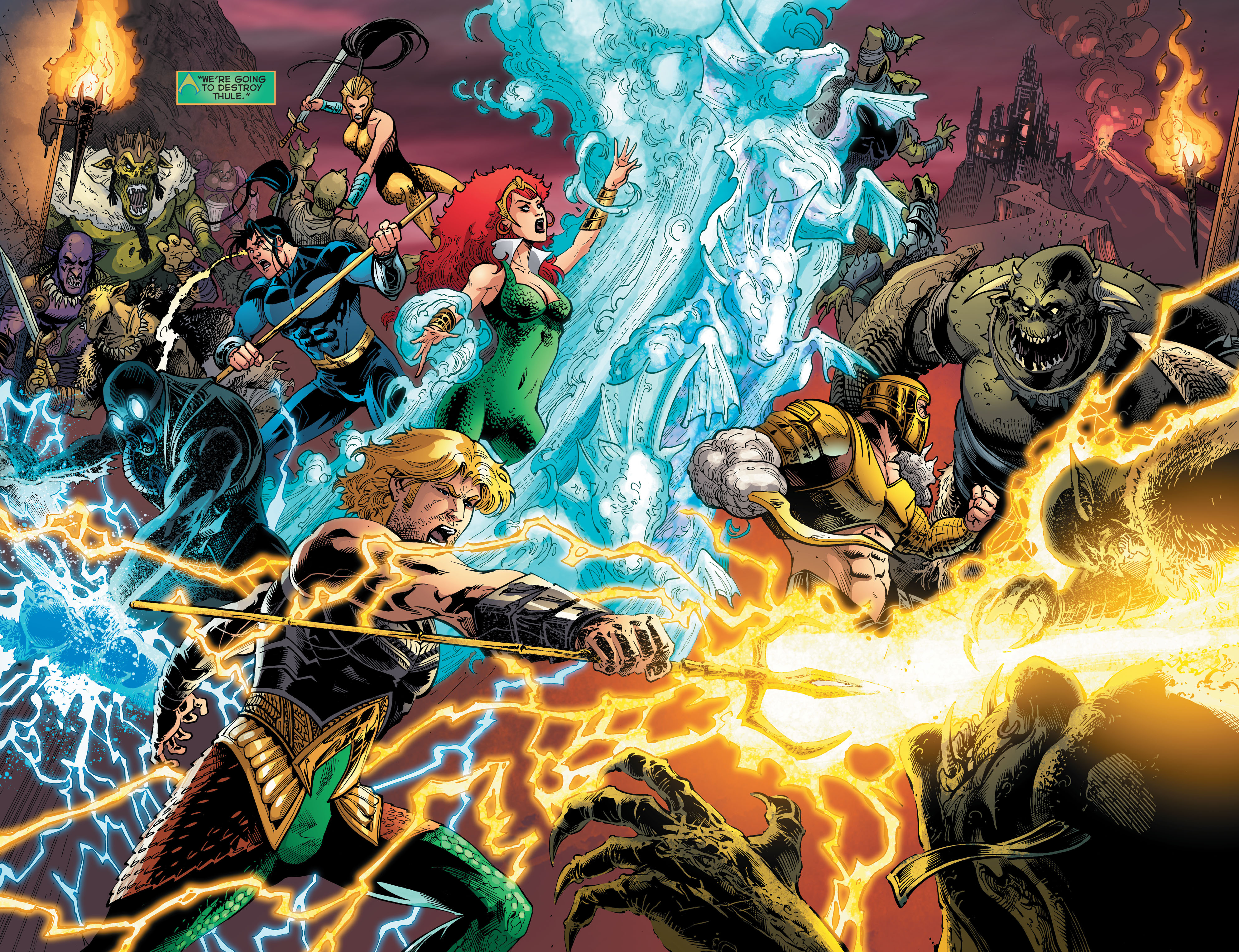 Read online Aquaman (2011) comic -  Issue #48 - 13