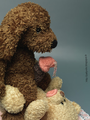 fellation, pipe, sucette, Soft sculpture, teddy bears, art textile contemporain