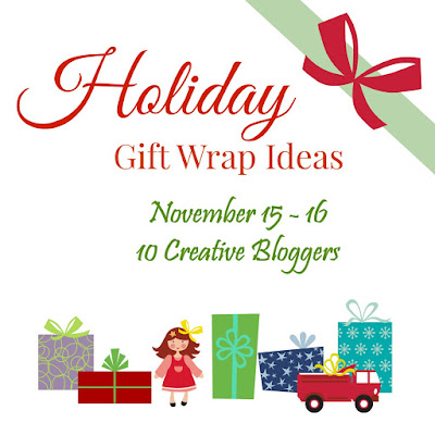 Lots of creative ideas for Gift Wrapping