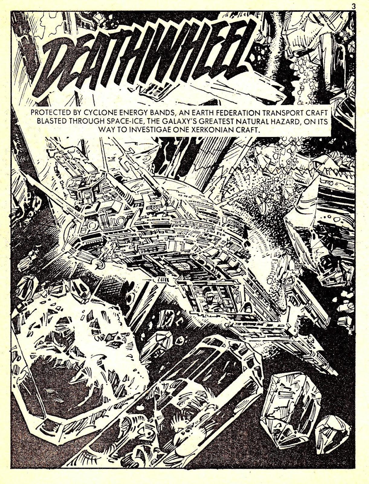 Starblazer issue 140 - Page 3