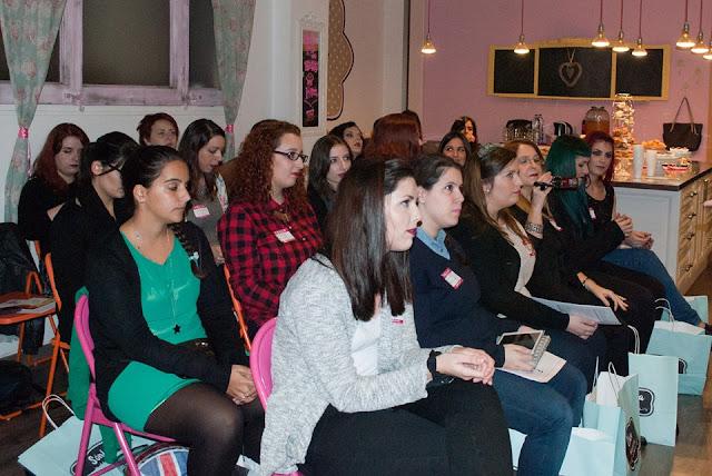 foto del grupo de bloguers