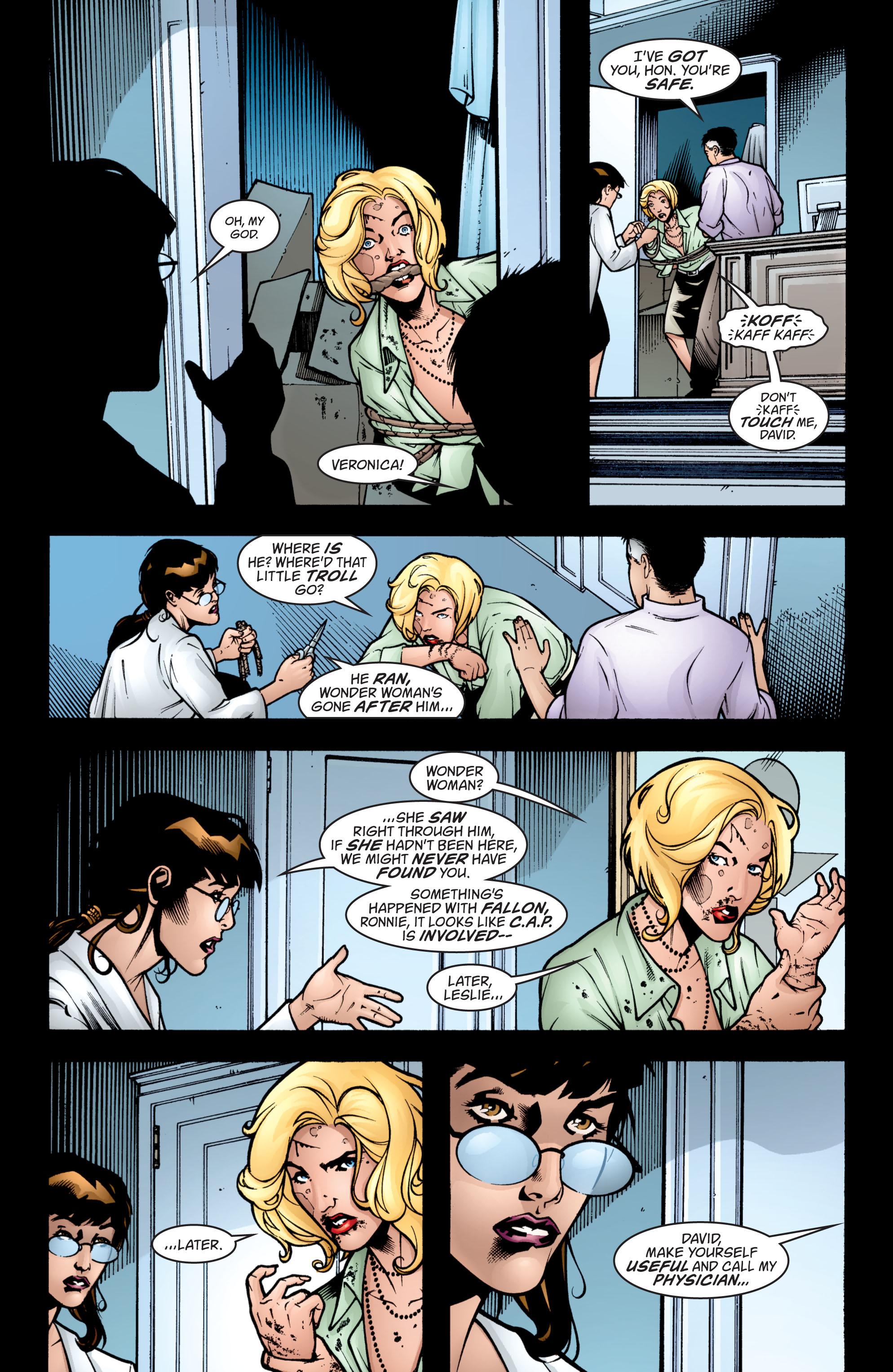 Read online Wonder Woman (1987) comic -  Issue #205 - 12