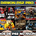 DAMON PS2 PRO Versão 3.1.2 em QUALQUER celular ANDROID