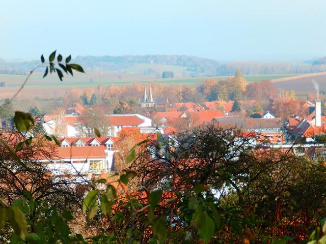 Blick auf Liebenburg