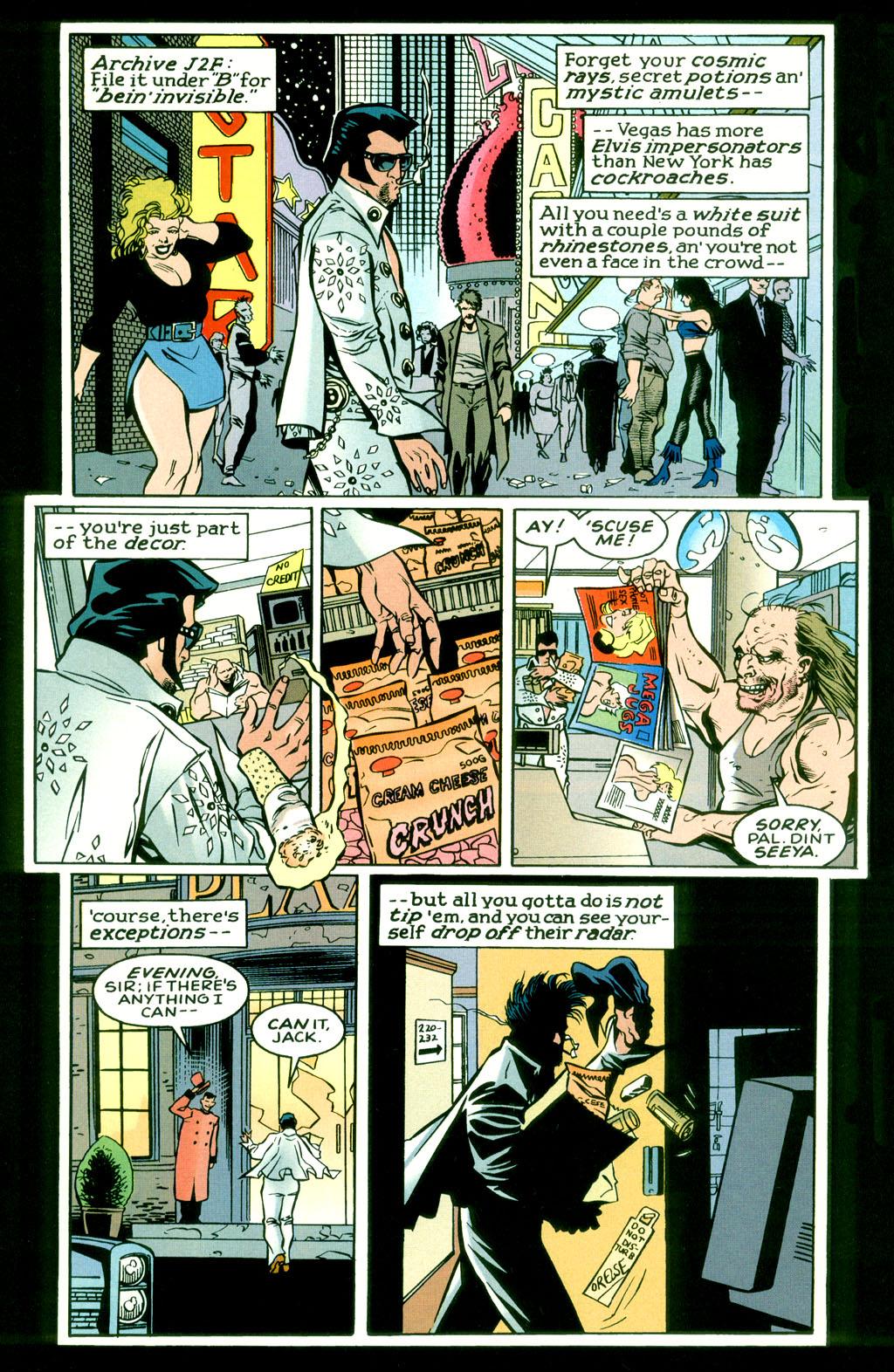 Read online Impulse Plus comic -  Issue # Full - 27