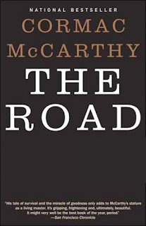 THE ROAD - BOOK COVER