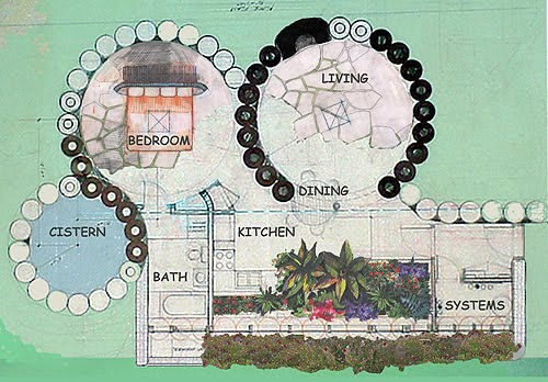 Sara's Thought Spot: Effecient Living- Earthships