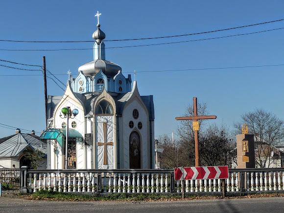 Болехів, Україна. Каплиця Іоанна Хрестителя