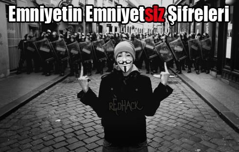 Hackers disclose secret Ankara police files password '123456'