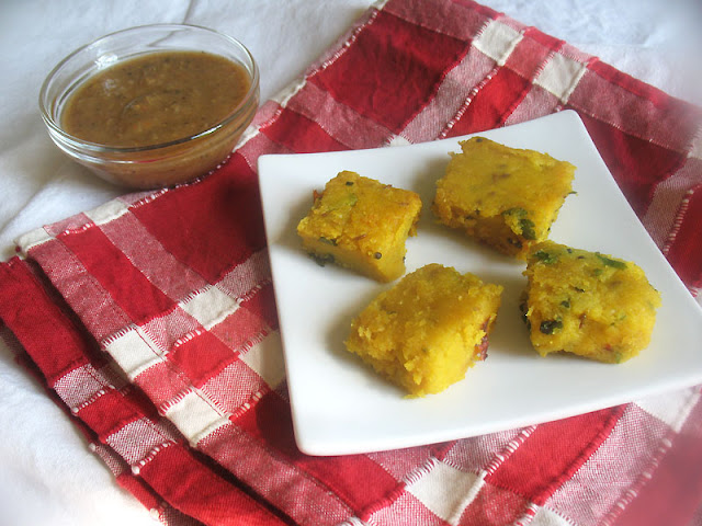 Chickpea Flour Fritters