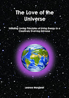 An image of book, The Love of the Universe, by Leanne Margaret