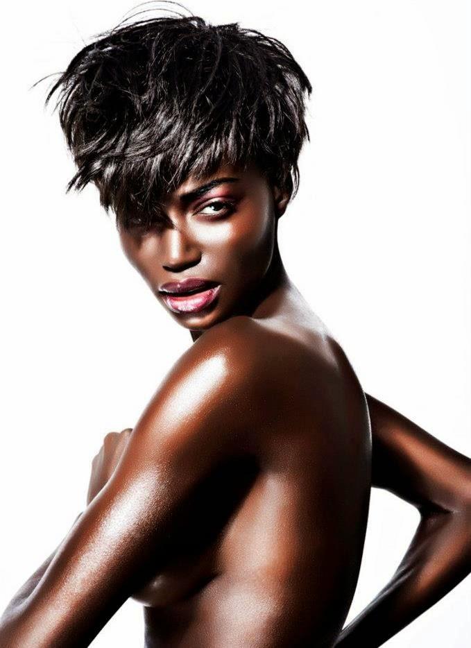 piel negra