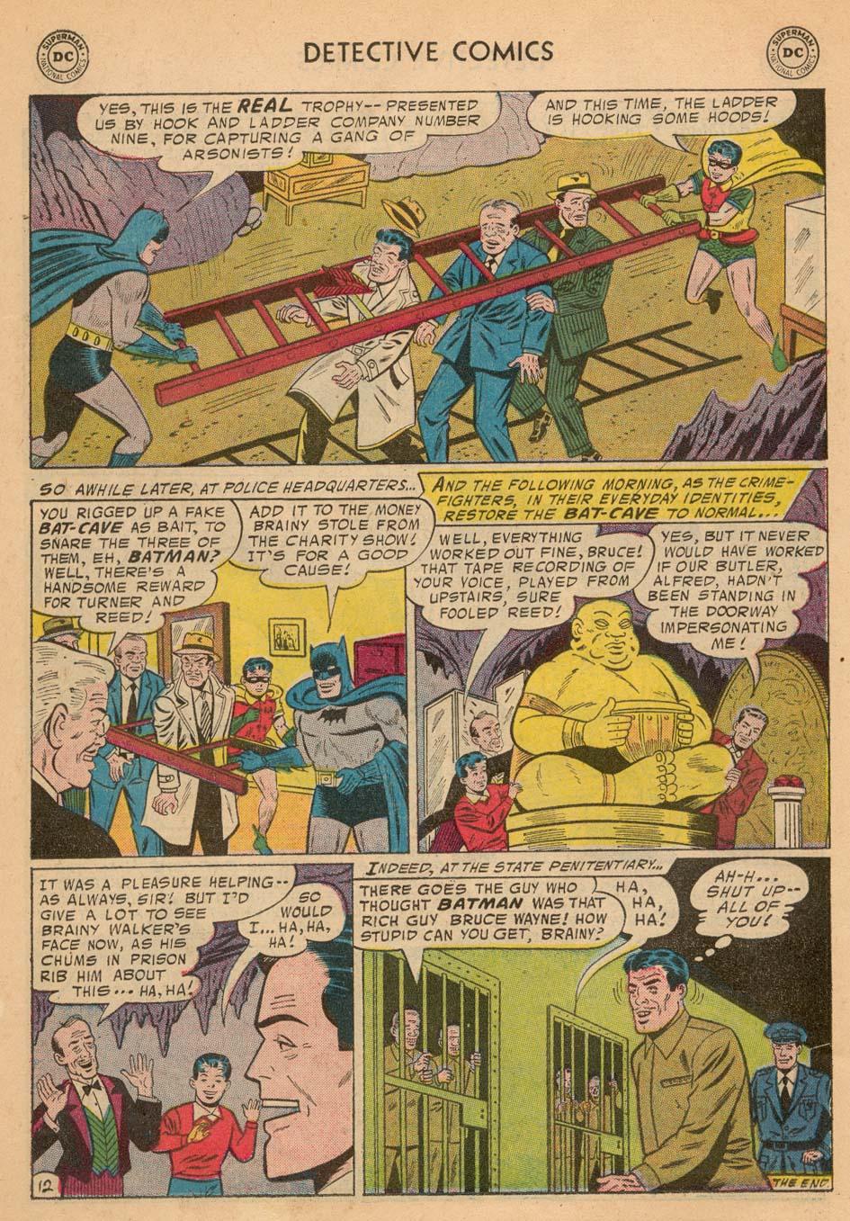 Read online Detective Comics (1937) comic -  Issue #242 - 14