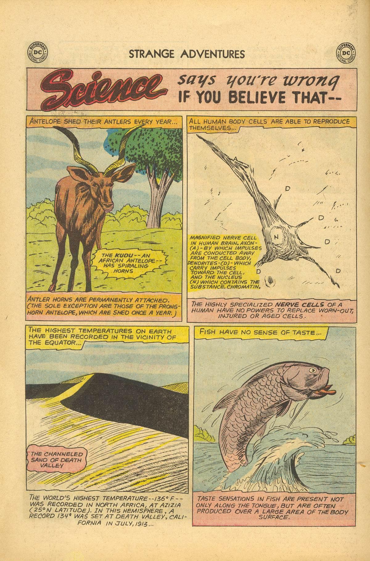 Strange Adventures (1950) issue 148 - Page 22