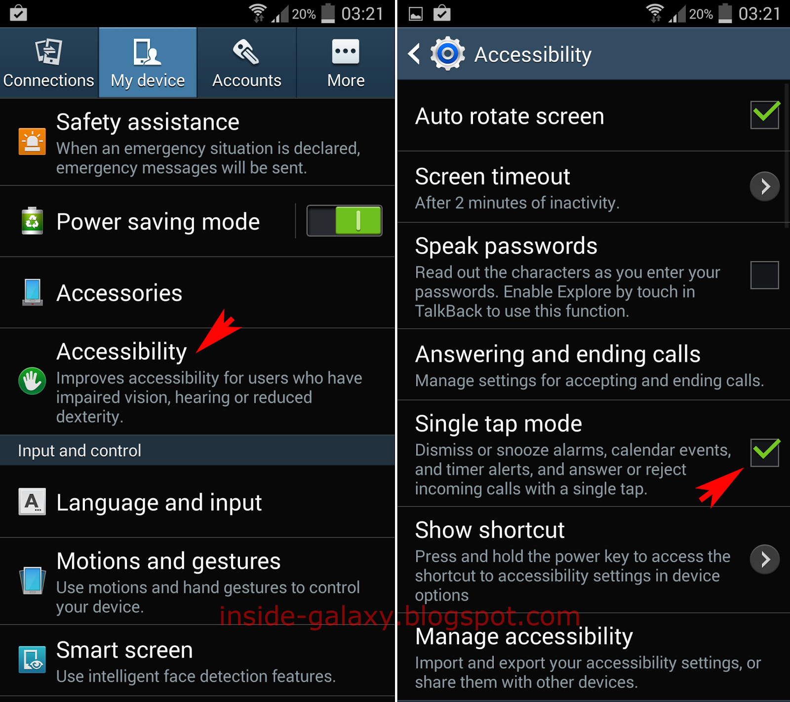 Samsung Galaxy S4: How To Enable And Use Single Tap Mode