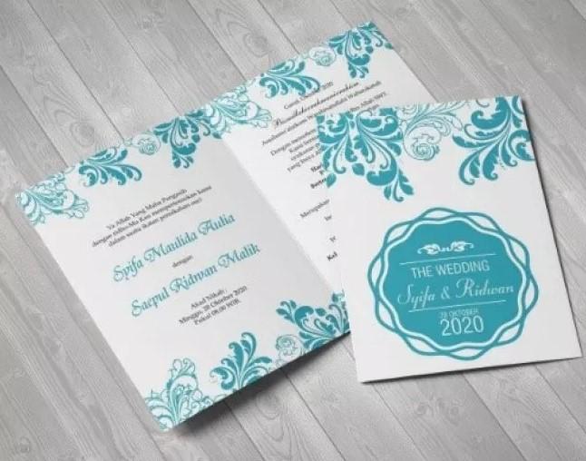 25+ Contoh Desain dan Kata-Kata Dalam Undangan Pernikahan ...