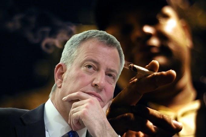 Alcalde de Nueva York autoriza fumar marihuana en las calles y ordena a policías no arrestar consumidores