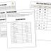Hijri Calendar Basics - Reference Chart Set